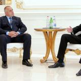 Azerbaijan President: I hope Bulgaria to become transit country of Azeri gas
