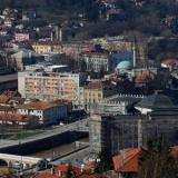 Bosnians protest against hijab ban in judiciary