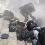 Right-Wing Party Members Charged with Ukraine Clashes: VOA