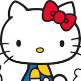 Hello Kitty is not a cat - she's a British school kid