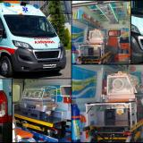 Emergency hospital Pirogov to receive as donation first ambulance for newborns and children in Bulgaria
