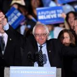 BBC: US election: Sanders says Clinton must be US president
