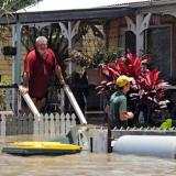 PM under fire as 100,000 flee worst Malaysia floods in decades