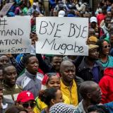 Reuters: Zimbabwe's Mugabe granted immunity as part of resignation deal
