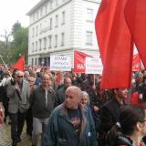 Bulgarian Socialist Party staged May 1 rally (ROUNDUP)