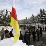 South Ossetia, Russia prepare new integration treaty: TASS