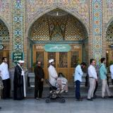Picture: AFPReuters: Voting ends in Iran presidential election: state TV