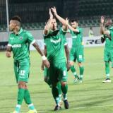 Football: Ludogorets Razgrad takes on Viktoria Plzen in second leg of Champions League play-off tie