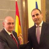 Deputy chair of Bulgaria's CEDB awarded with Silver Cross of the Order of Merit of the Spanish Civil Guard