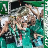 Bulgaria's Ludogorets takes 1:0 lead over Real Madrid