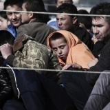 Plus Info, Macedonia: It is expected another 7,000 refugees to arrive in Gevgelija on Monday