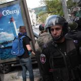 Explosion occurs at 'self-defense of Odessa' headquarters