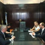 Bulgarian Economy Minister and his Argentine counterpart discussed measures promoting bilateral economic and trade relationship