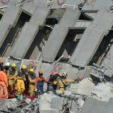 Eight-year-old girl pulled alive from Taiwan quake rubble