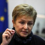 Bulgarian ECVP Kristalina Georgieva: I hope lots of refugees will return to their homes (ROUNDUP)