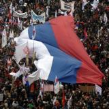 Thousands rally against demolitions in Serbian capital: AFP