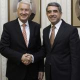 Bulgarian President met with Secretary General of the Council of Europe Thorbjorn Jagland (ROUNDUP)