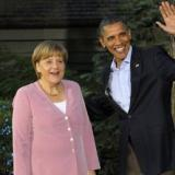 The Daily Express: Obama has made Angela Merkel his final call as US president