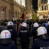 54 arrests at Austrian far-right ball demo