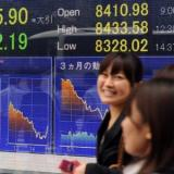 Tokyo stocks fall 0.89% by break