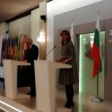 Deputy PM Ekaterina Zaharieva: With friendship treaty with Macedonia, we showed that when we look ahead, we solve years-long problems for a short time