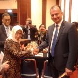 Bulgaria deputy minister discusses possibilities for economic partnership with Indonesia