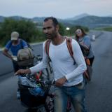 Telegraf: Thousands of migrants moving to Macedonia