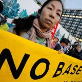 Okinawa governor revokes controversial US base approval