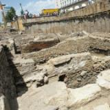 Picture: Focus Information AgencyYordanka Kandulkova: We will try to exhibit the archaeological heritage of Serdica in its authentic state