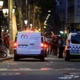 Picture: AFPAFP : Driver in Barcelona van attack still on the run