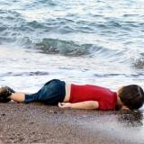 'My children slipped through my hands': Syrian father of drowned boy