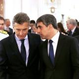 Bulgaria President meets with Argentina counterpart
