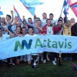 Actavis sponsors the participation of the youths from FC Marek in an international football tournament in Sweden
