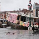 St Mark's square closed for new flooding: Venice mayor