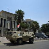 Bomb blast near Egypt supreme court kills 1: police