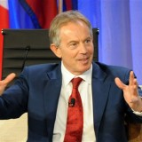 Blair arrives in Cairo for talks over Gaza violence