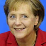 Tensions over Russian aid convoy as Merkel heads to Kiev