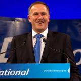 New Zealand PM credits handling of economy for poll win