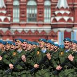 Russia intensifies military drills on the border with Ukraine
