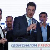 Serbia's centre-right faces reform challenge after landslide