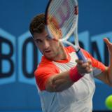 Bulgaria tennis star Grigor Dimitrov kicks off Citi Open with victory