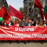 Bulgarian socialists' leader: Today, here and in many other places in Bulgaria, we are together