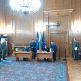 I am fully aware of serious responsibilities, challenges ahead: Bulgaria's new Head of Defence