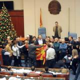 Macedonia: Opposition DPA returns to parliament