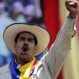 Picture: AFPMorning Star: Domican President Brokers Peace Talks for Venezuela