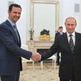 Kremlin: Putin and Assad met in Sochi