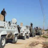 Rockets kill eight in Egypt's Sinai