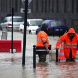 One dead, three missing in French floods: AFP