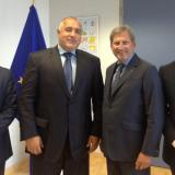 Johannes Hahn wished success to Bulgarian PM and the government: I am convinced that this is a strong team
