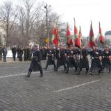 Patriarch Neofit of Bulgaria blesses flags of Bulgarian Army